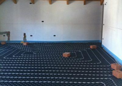 pavimento radiante